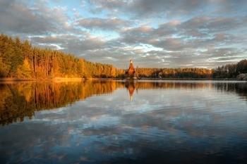Река Вуокса фото