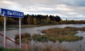 Река Вьюнка фото