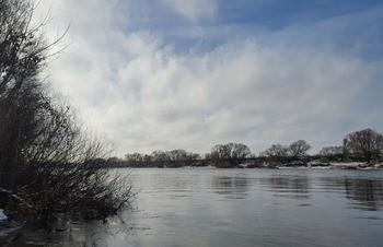 Река Дон в районе п. Шилово