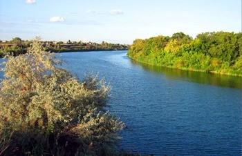 Река Иргиз фото