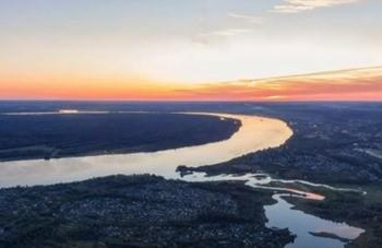 Река Кама фото