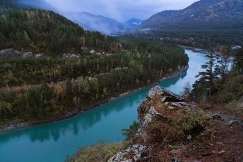 Река Катунь фото