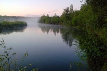 Река Которосль фото