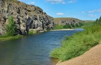 Река Кумак фото