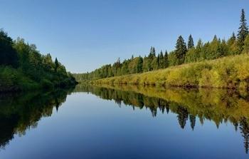 Река Лая фото