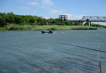 Река Мертвый Донец фото