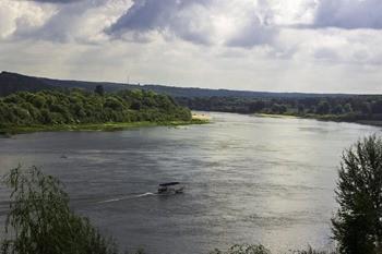 Река Ока фото
