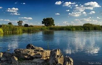 Река Орь фото