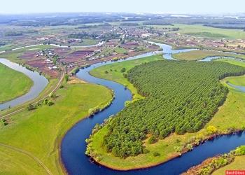 Река Оша фото