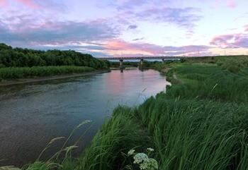 Река Пышма фото