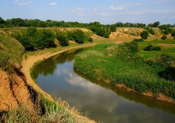 Река Сал фото