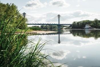 Река Самара фото