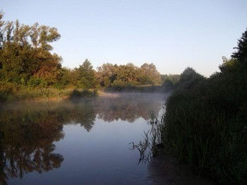 Река Свапа фото