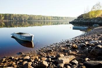 Река Свирь фото