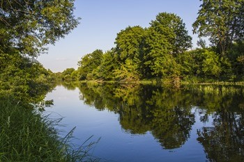 Река Северка фото
