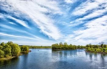 Река Сейм фото