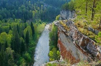 Река Сим фото