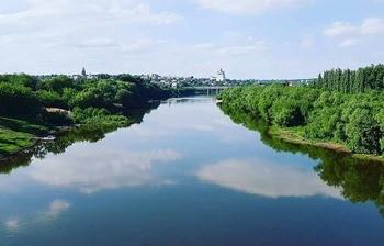 Река Сосна фото