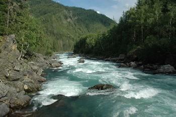 Река Сумульта фото