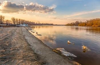 Река Тобол фото
