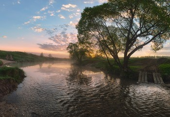 Река Тулица фото