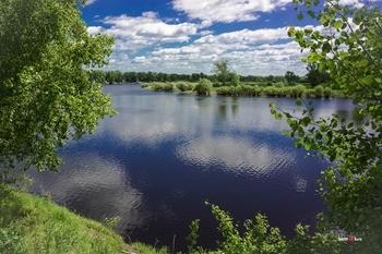 Река Тура фото