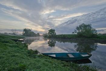 Река Упа фото