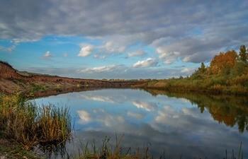 Река Урал фото