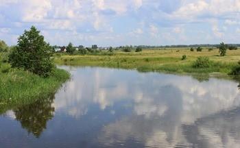Река Урень фото