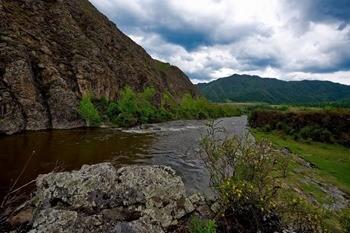 Река Урсул фото