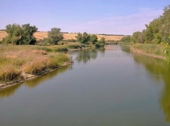 Река Чир фото