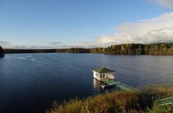 Рощинское озеро фото