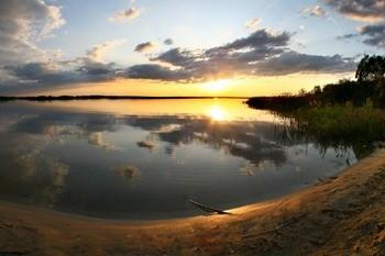 Святое озеро фото
