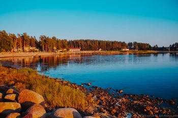 Финский залив фото