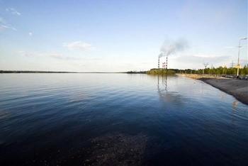 Черепетское водохранилище фото