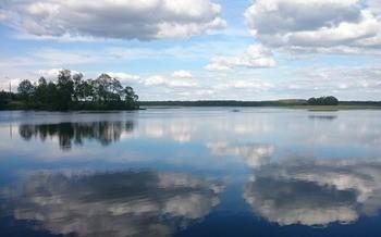 Чигиринское водохранилище фото