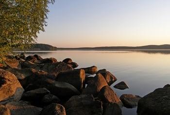 Чусовское озеро фото