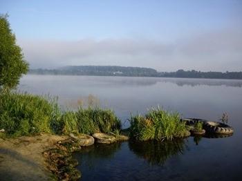 Щекинское водохранилище фото