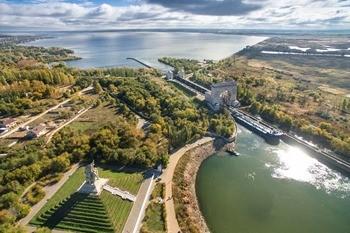 Водохранилища Волго-Донского судоходного канала