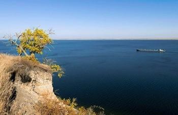 Волгоградское водохранилище фото