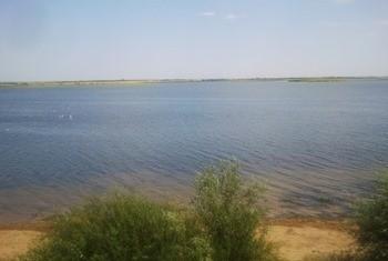 Лебедёвское водохранилище фото