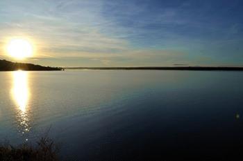 Новотроицкое водохранилище фото