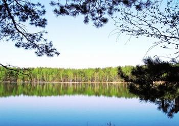 Озеро Бездонное фото
