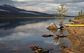 Озеро Большое Леприндо фото