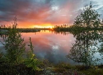 Озеро Варш фото