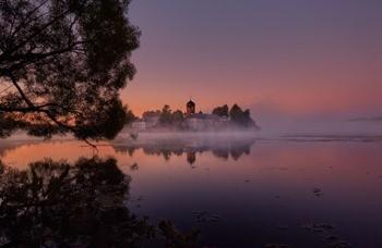 Озеро Введенское фото