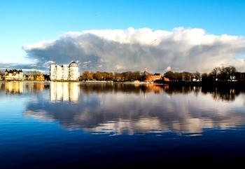 Озеро Верхнее фото