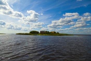 Озеро Воже фото