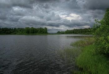 Озеро Вселуг фото