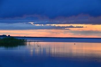 Озеро Галичское фото